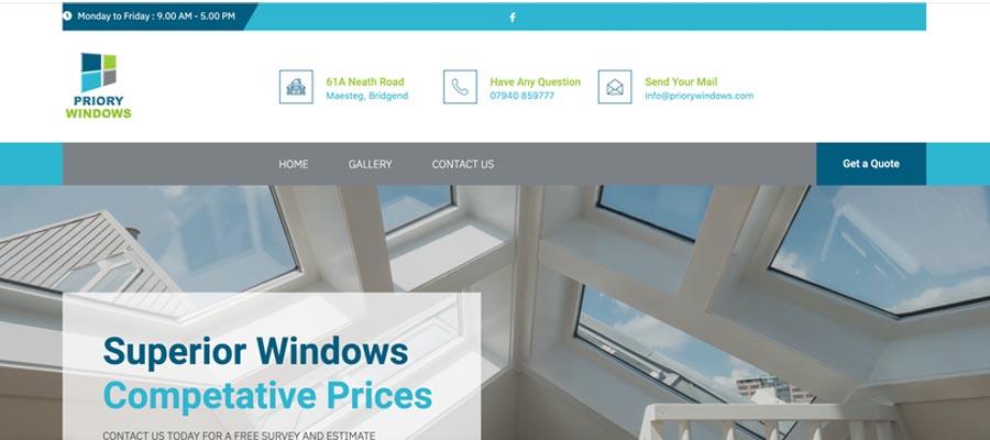 logo design and website design